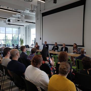 Anchor Ventures Panel