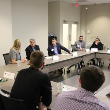 Anchor Ventures round table discussion