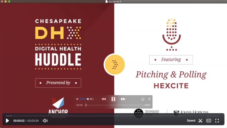 Pitches and Polling video intro